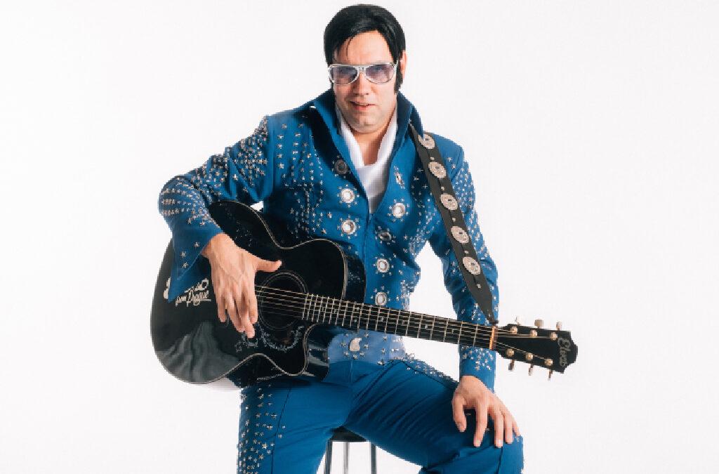 """Elvis from Prague """"Elvis Presley revival"""""""