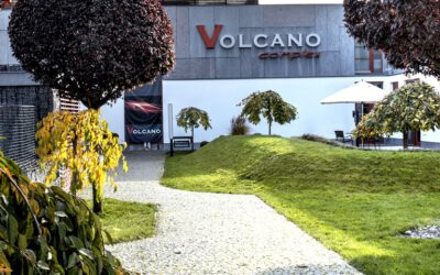 Volcano Complex Praha