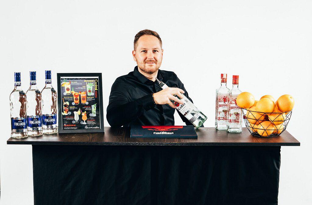 Petr Hurta – barmanská show
